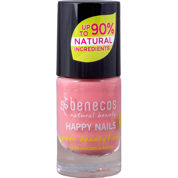 Nail Polish bubble gum benecos 5ml
